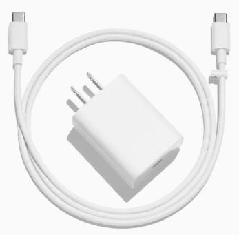Google 18W USB-C Power Adapter