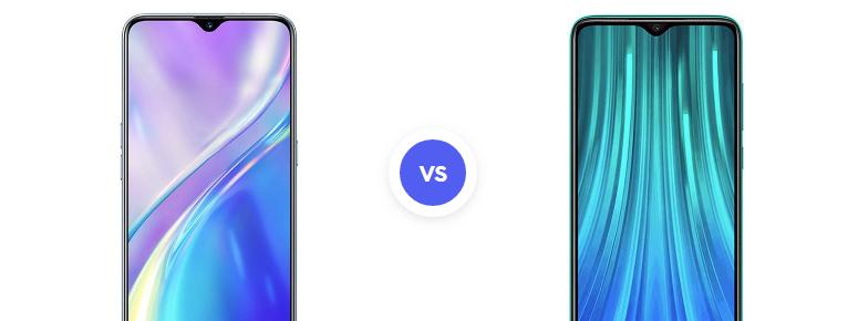 Realme XT vs. Redmi Note 8 Pro