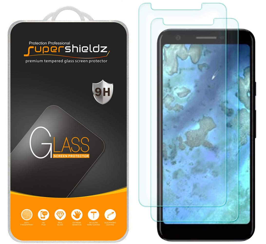Supershieldz Tempered Glass Screen Protector (2-pack)