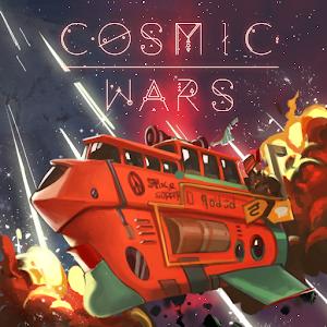 COSMIC WARS : THE GALACTIC BATTLE For PC (Windows & MAC)