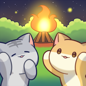 Cat Forest - Healing Camp For PC (Windows & MAC)