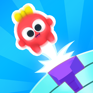 Circle Jumping Master: Slide&Roll For PC (Windows & MAC)