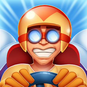 Ludichrome: Endless Car Racing Game For PC (Windows & MAC)
