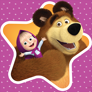 Masha and the Bear - Game zone For PC (Windows & MAC)
