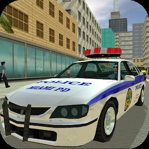 Miami Crime Police For PC (Windows & MAC)