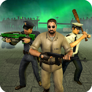 NY Police Zombie Defense 3D New Tower Defense Game For PC (Windows & MAC)