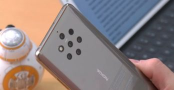 Nokia 9 PureView comes out on Geekbench running Android 10, indicating which update is coming soon
