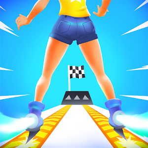 Rocket Skater For PC (Windows & MAC)