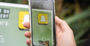 German zoo uses Snapchat to illustrate species extinction
