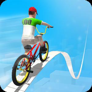 BMX Bicycle Flip Racing  & Flip BMX Bike Game For PC (Windows & MAC)
