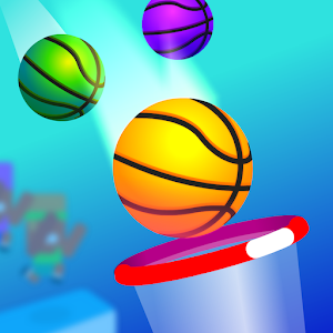 Basket Race 3D For PC (Windows & MAC)