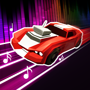 Dancing Car: Tap Tap EDM Music For PC (Windows & MAC)