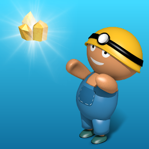 Miner - Collect the gold with the treasure hunter For PC (Windows & MAC)