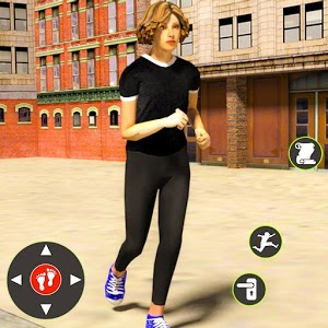 Nerdy Girl Yoga My Gym Mentor - Gym Workout Games For PC (Windows & MAC)