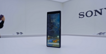 Sony Xperia 3: Supposed Flagship Appears in Curved Rear Imaging and Side Biometric Reader