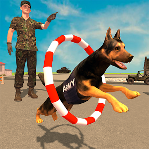 US Army Spy Dog Training For PC (Windows & MAC)