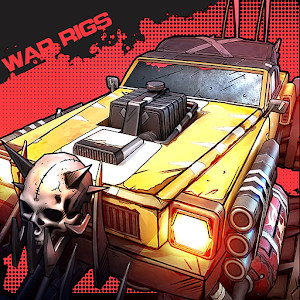 War on Wheels For PC (Windows & MAC)