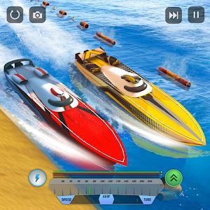 Water Boat Racing Simulator 3D For PC (Windows & MAC)