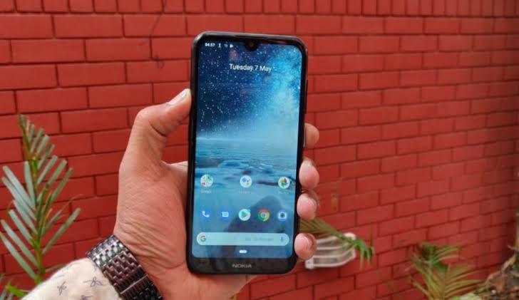 Nokia 4.2 Software