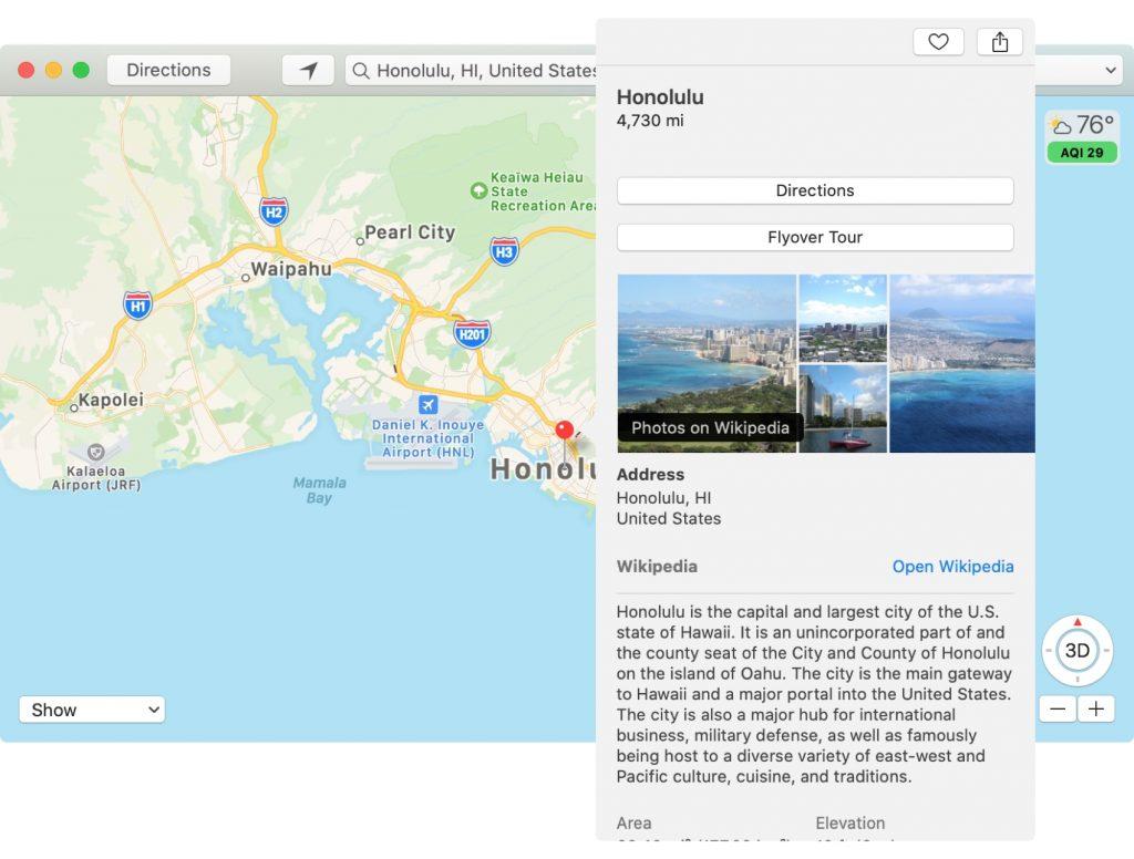Map-Location-Information-on-Mac