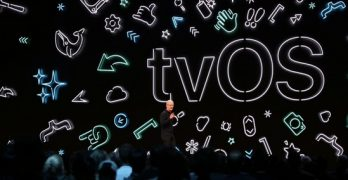 Apple Eventos for tvOS is integrated with Apple TV with 4K support before WWDC 2020