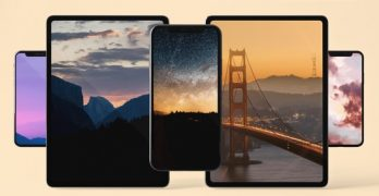 What a look! See a selection of downloadable sunset wallpapers