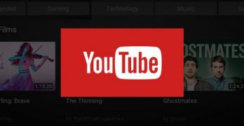 YouTube tests new Android TV app playback interface