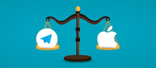 Apple, App Store에서 Telegram 제거를 요구하는 미국 소송에 직면