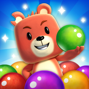 Buggle 2  Free Color Match Bubble Shooter Game