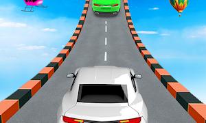 Impossible Tracks Car Stunt RacingRamp Car Stunts