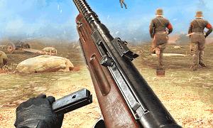 World War Survival Heroes:WW2 FPS Shooting Games