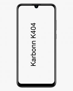 Karbonn K404
