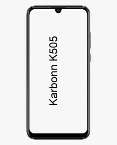 Karbonn K505