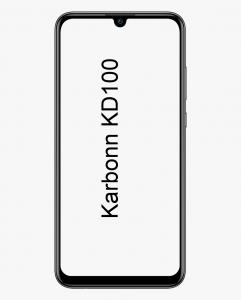 Karbonn KD100