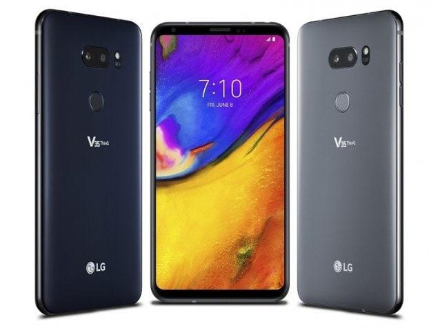 LG V35 ThinQ
