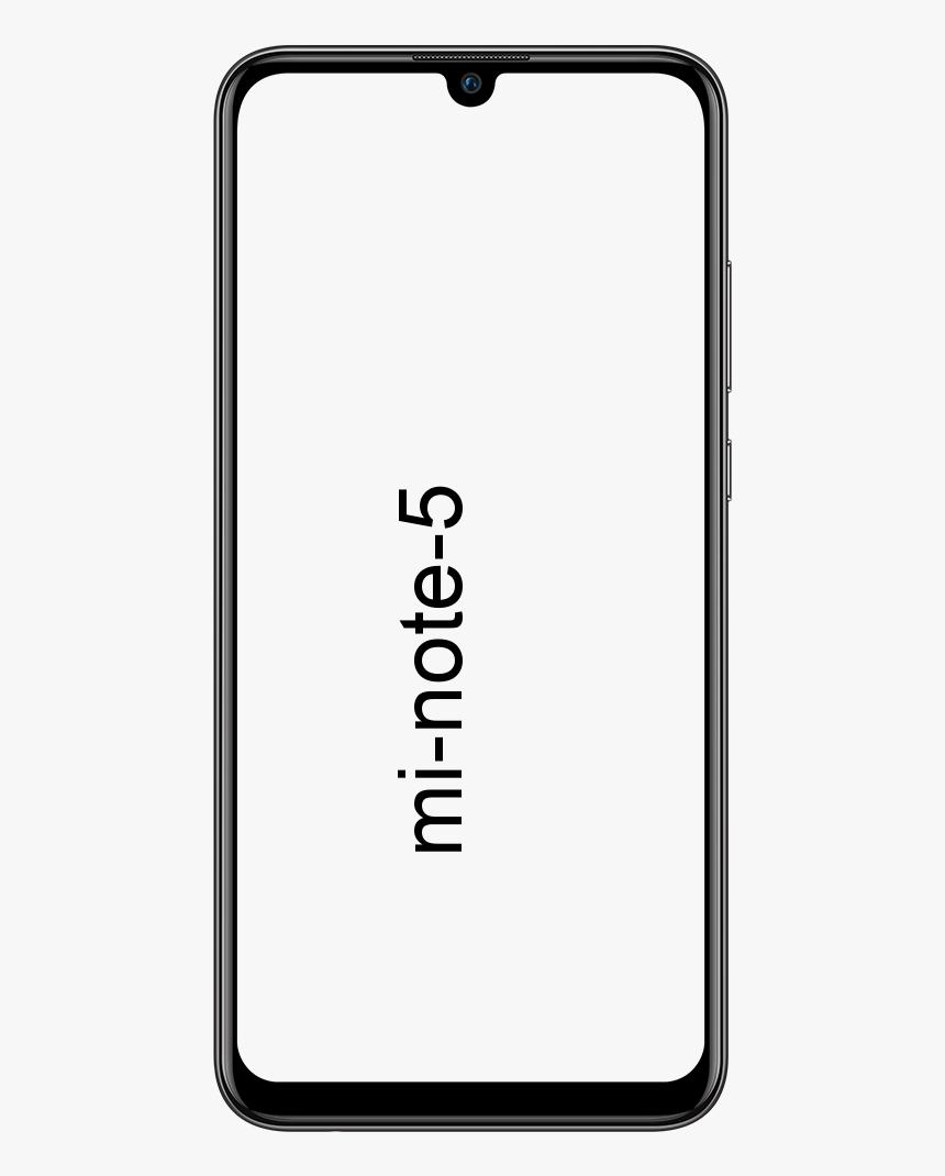 Mi Note 5