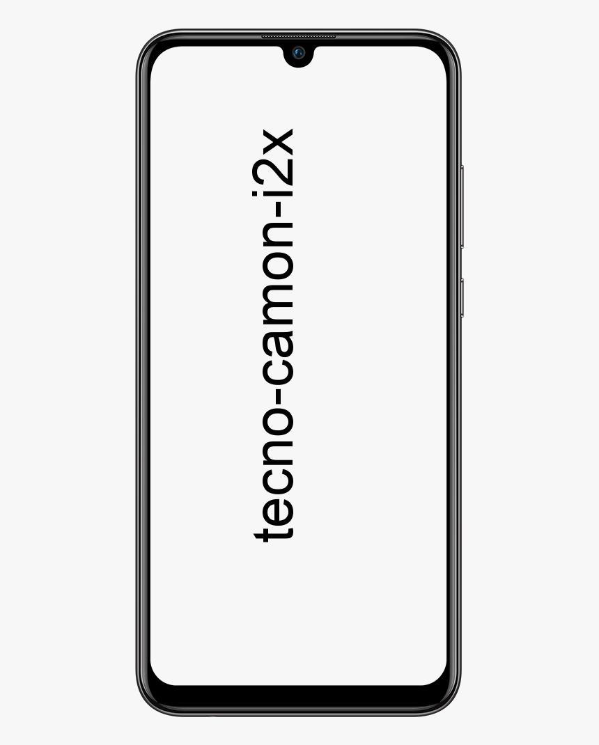 Tecno Camon i2X