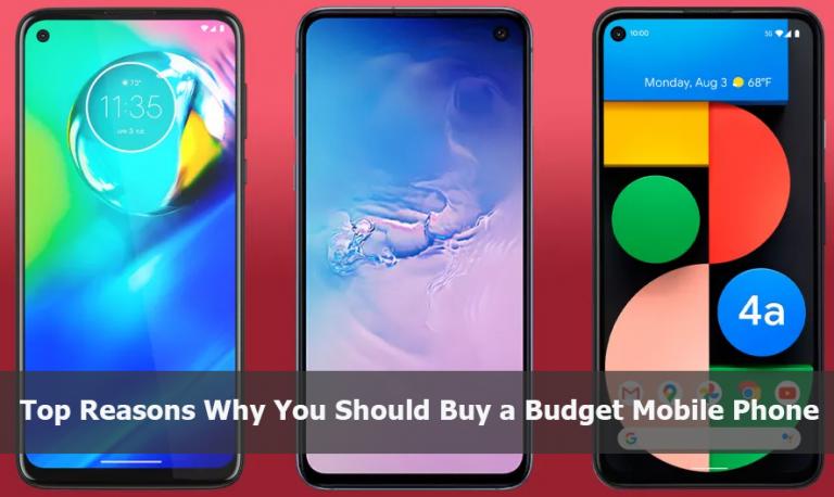Cheap budget smartphones