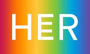 Her  Lesbian Dating, Free Chat &amp Meet with LGBTQ+