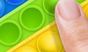 Bubble Ouch: Pop it Fidgets &amp Bubble Wrap Game