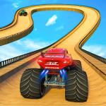 Monster Truck Race Car Game
